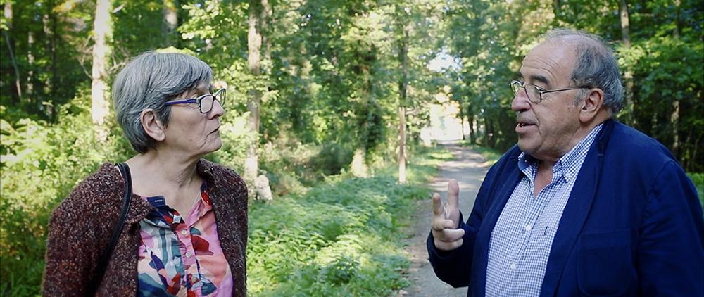 Basotik itsasora dokumentala Gurs conversacion