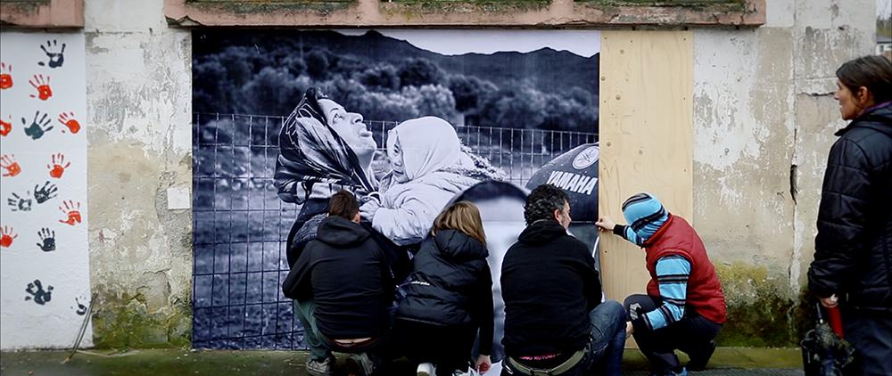 Basotik itsasora dokumentala foto gigante